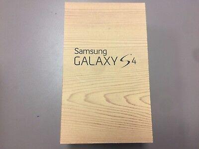 Brand New Samsung Galaxy S4 SGH-I337 16GB - Black Mist  (AT&T) GSM Unlocked OEM