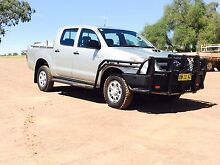 2008 Toyota Hilux Ute Yeoval Cabonne Area Preview