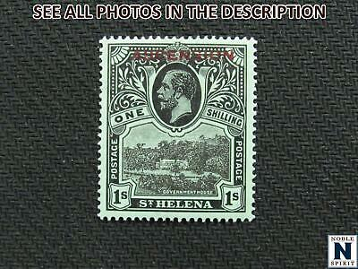 NobleSpirit No Reserve (TH2) Marvelous Ascension No 9 Mint Hinged VF/XF