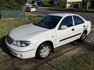 Nissan Pulsar 2003 Sedan ST White