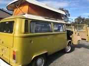 1974 Volkswagen Kombi Van/Minivan Campermatic Auto Muswellbrook Muswellbrook Area Preview