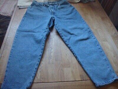 neu, HIS, Jeans, Gr. 42, stonewashed, blau