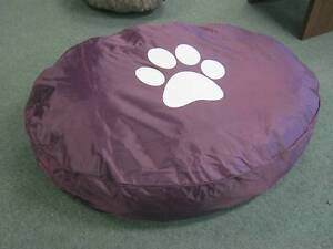 DOG FOAM BED (1M WIDE) - PURPLE - SELL AS-IS Malaga Swan Area Preview