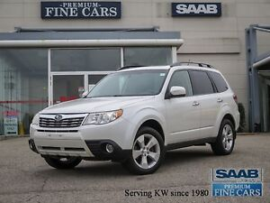 2010 Subaru Forester 2.5X Panoramic Sunroof  Top Condition