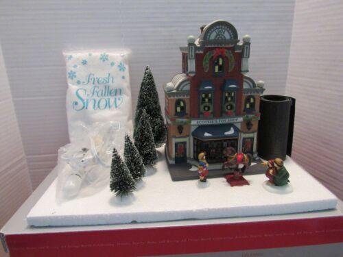 Dept. 56 Christmas In The City 1998 Scottie
