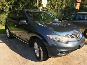 2012 Nissan Murano.. no accident..1owner..Leather interior