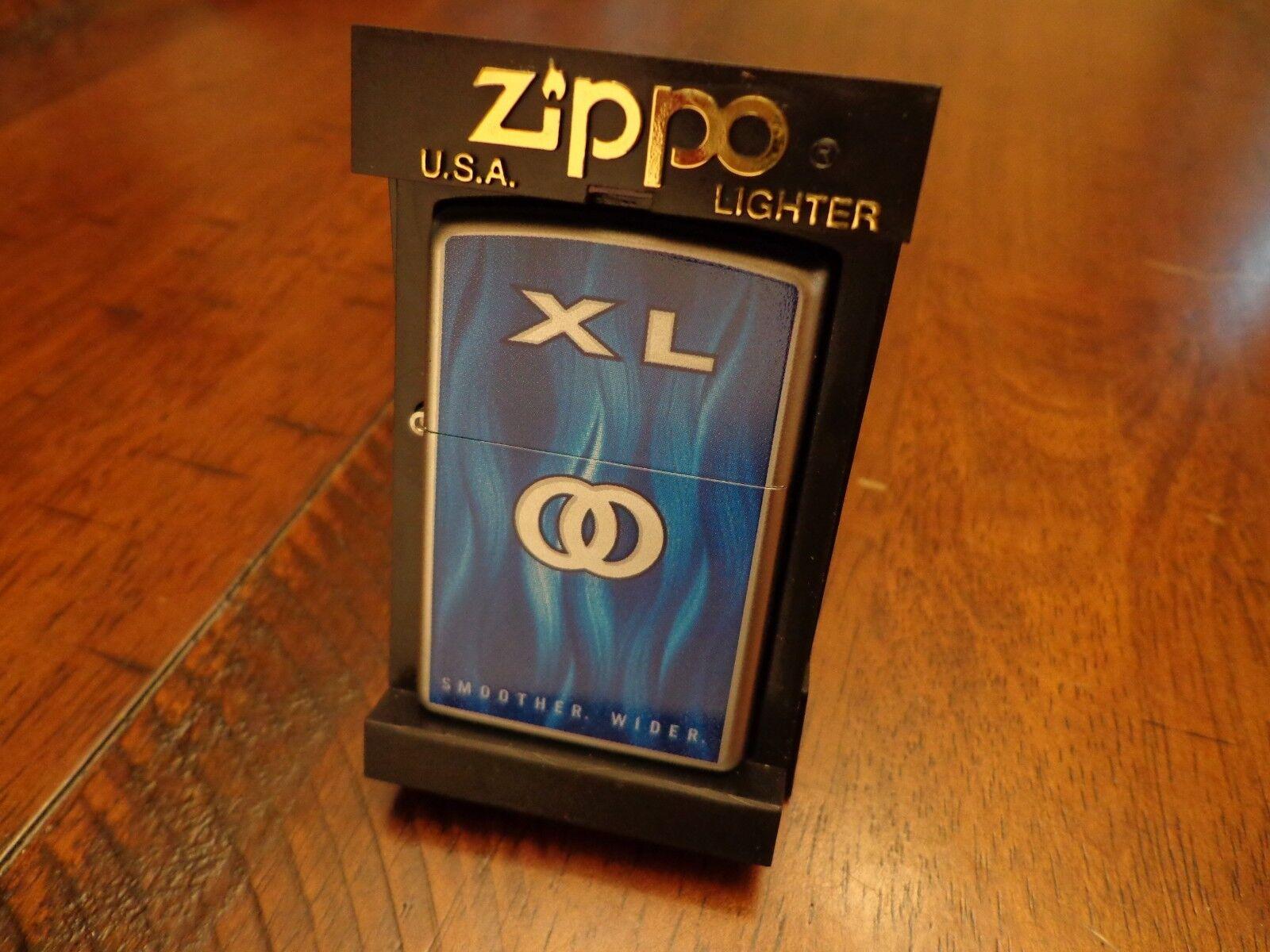 KOOL XL CIGARETTES ZIPPO LIGHTER MINT IN BOX 2007