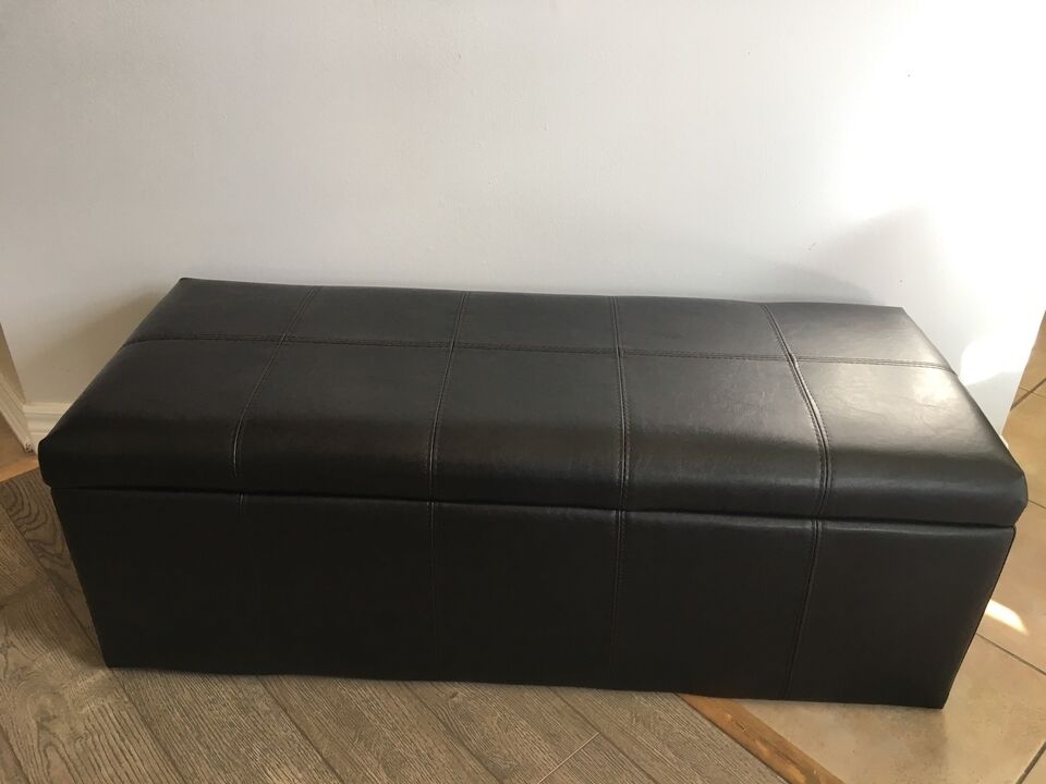 home ottomans linon p black the ottoman decor stephanie storage linen