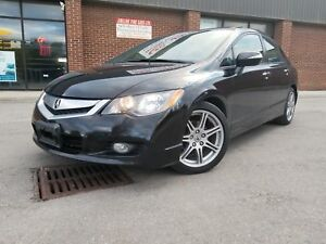 2009 Acura CSX PREMIUM PKG LEATHER SUNROOF PADDLE SHIFTER!!!