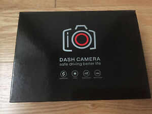 unboxed dashcam - no memoey card