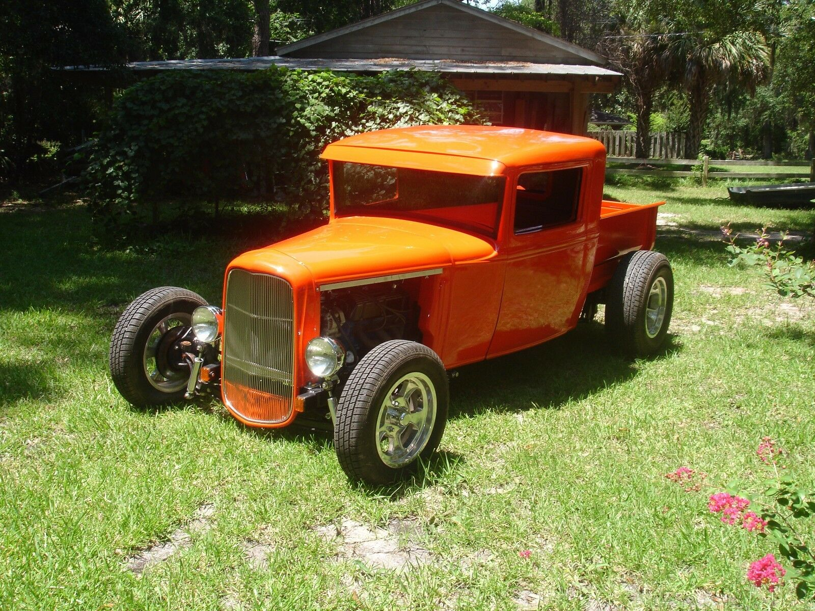 1931 Ford Model A  1932 Ford Model A Pickup