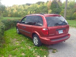 2005 Grand Caravan CERTIFIED & E-TESTED Peterborough Peterborough Area image 3
