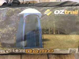 Oztrail ensuite Dome never been used