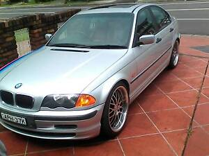 BMW 318i manual Wollongong Wollongong Area Preview
