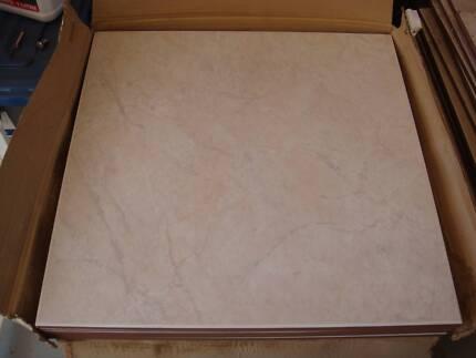 7 boxes ( approx 7sqmtrs ) of Italian design ceramic tiles ...