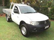 2012 Mitsubishi Triton 4x2 single cab Maroochydore Maroochydore Area Preview