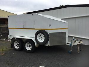 Enclosed toy/ Tool trailer Longford Northern Midlands Preview