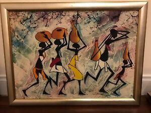 African art Mount Pleasant Melville Area Preview