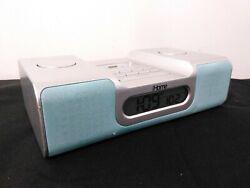 iHome iH56 Alarm Clock AM/FM Radio iPod Dock Station System