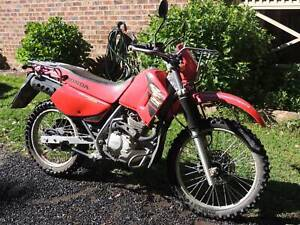 Honda Motorcycle St Georges Basin Shoalhaven Area Preview