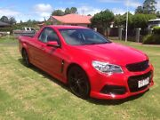 Vf Holden ute SV6 2013  Highfields Toowoomba Surrounds Preview