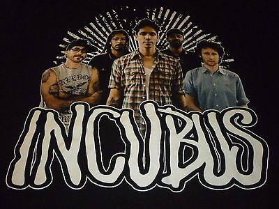 Incubus Tour Shirt ( Used Size XL ) Very Nice Condition!!!