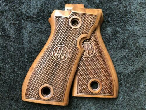 Beretta F81/ F84 Grips Set Walnut Wood SALE !!
