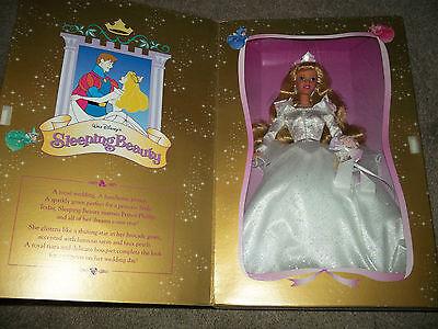 Disney Wedding Sleeping Beauty Barbie doll - second in series 1997