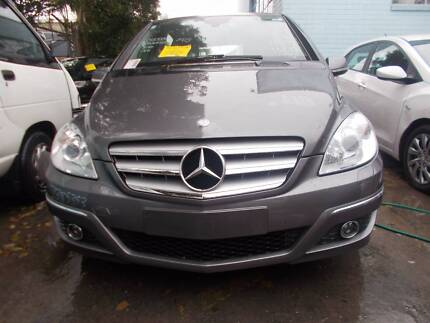 Mercedes Benz B-****2011 is now WRECKING! Gladesville Ryde Area Preview