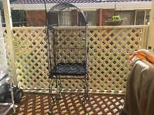 Large bird cage and stand Golden Beach Caloundra Area Preview