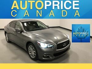 2016 Infiniti Q50 NAVIGATION|REAR CAM|LEATHER