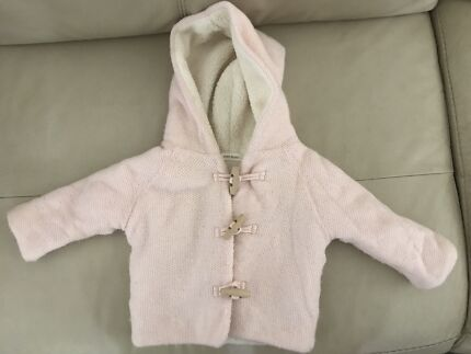 Baby girl country road jacket