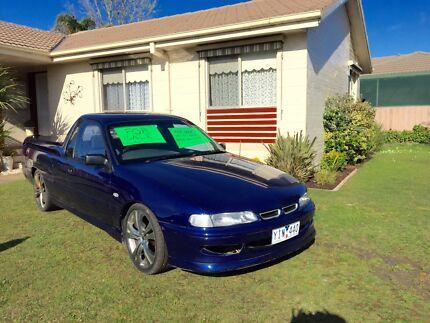 1999 Holden Vs ute Hastings Mornington Peninsula Preview