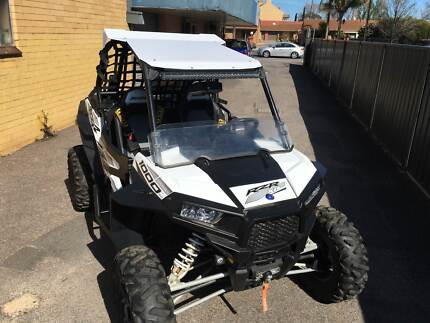 2015 POLARIS RZR XP 1000 EPS - 800Kms ONLY Fulham West Torrens Area Preview