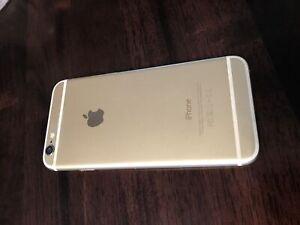 iPhone 6, 64g, unlocked (débloqué)