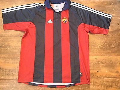 2001 2002 Djurgardens Adults XL Football Shirt Sweden Top Jersey Maglia Camiseta image