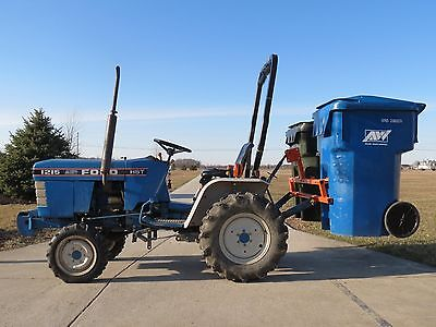THE CANHANDLER 3pt tractor attachment