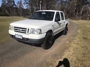 2005 Ford Courier Turbo Diesel 4x4 Lilydale Launceston Area Preview