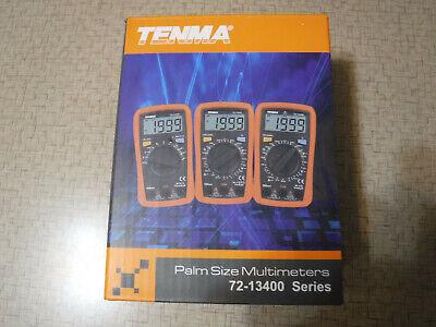 Tenma 72-13430 Multimeter New