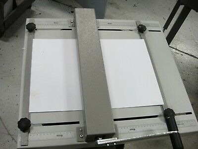 Fastbind C 400 Manual Creaser