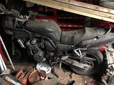 Yamaha Fazer 600 1999 spares or repair.