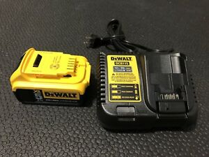 Dewalt 5AH battery and charger