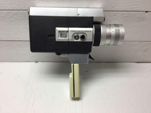 Canon Zoom 518 Super 8 Camera