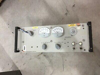 General Radio 1265-a Adjustable Dc Power Supply