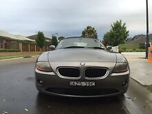 2003 BMW Z4 roadster Beaumont Hills The Hills District Preview