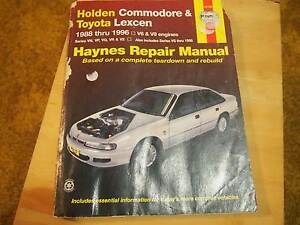 HAYNES  WORKSHOP  MANUAL Ashgrove Brisbane North West Preview