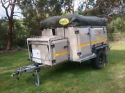 OFF ROAD ECHO 6 CAMPER TRAILER Port Campbell Corangamite Area Preview