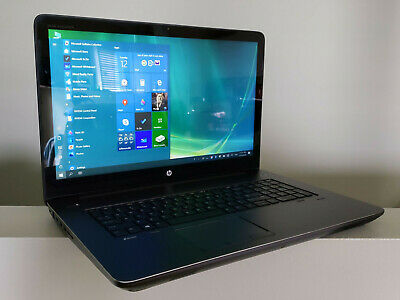 HP ZBook 17 G3 Notebook (Touchscreen, 6700HQ, 16GB, M3000M) Laptop PC