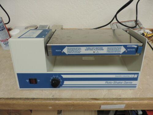 Scientific Industries™ SI-1100 RotoShake Genie®