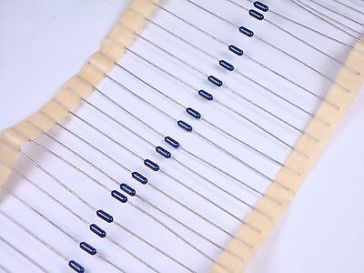 Lot Of 4 Rlr05c4700gs Vishay Dale Resistors Metal Film 470 Ohm 2 18w 125mw Nos